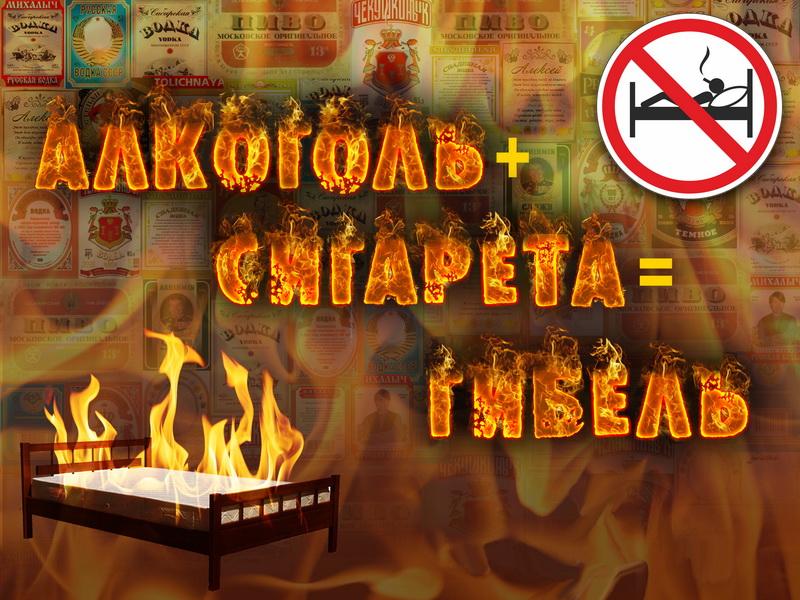 Профилактика нарушений в области пожарной безопасности